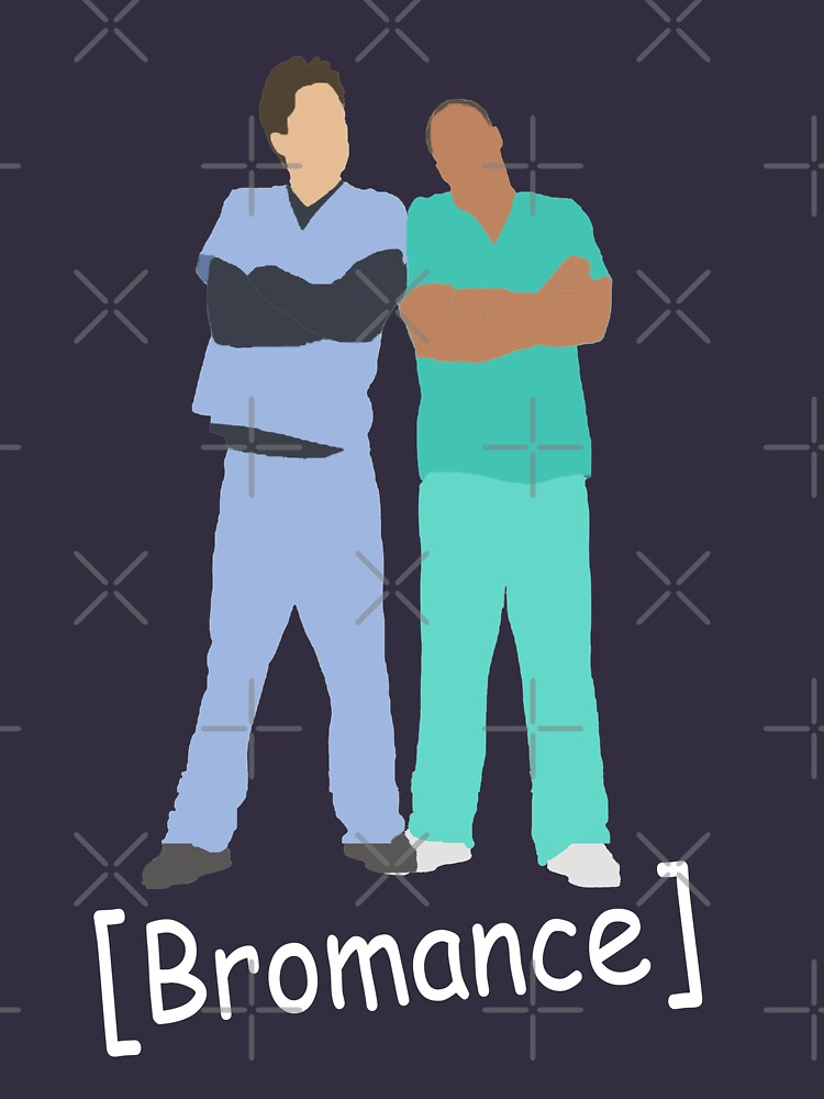 RedBubble: Scrubs- Bromance