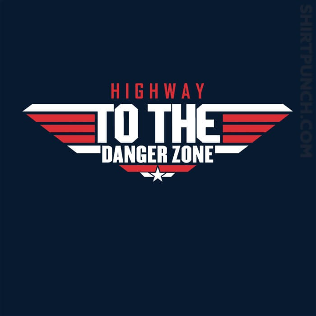 ShirtPunch: Danger Zone