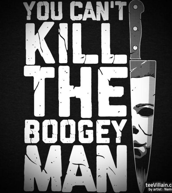teeVillain: You Cant Kill