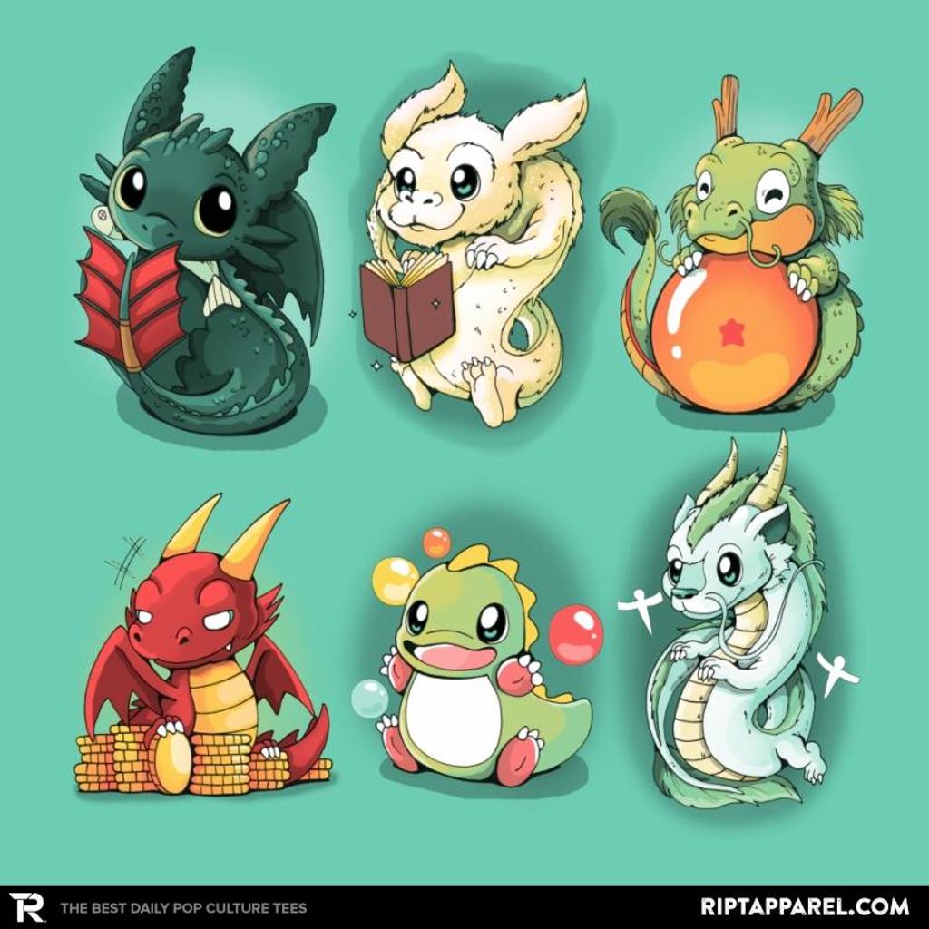 Ript: Nerd Dragons