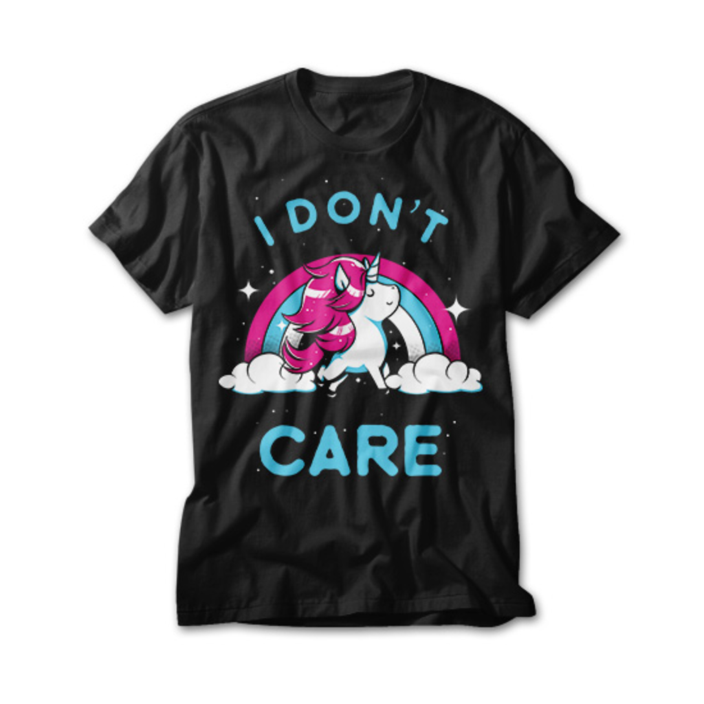 OtherTees: I don't care