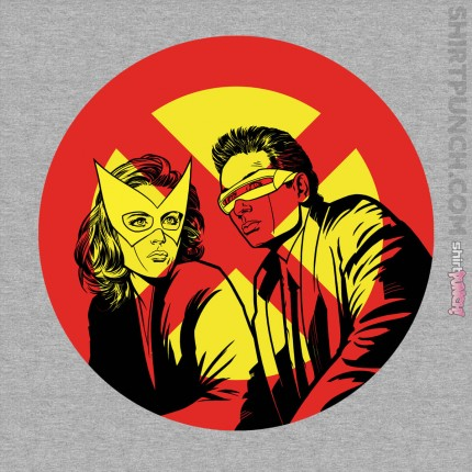 ShirtPunch: X-Men Files