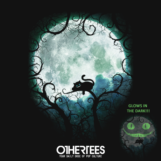 OtherTees: Wonderland Moon