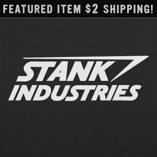 6 Dollar Shirts: Stank Industries