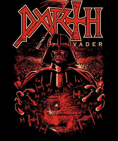 Qwertee: Sith of Darkness