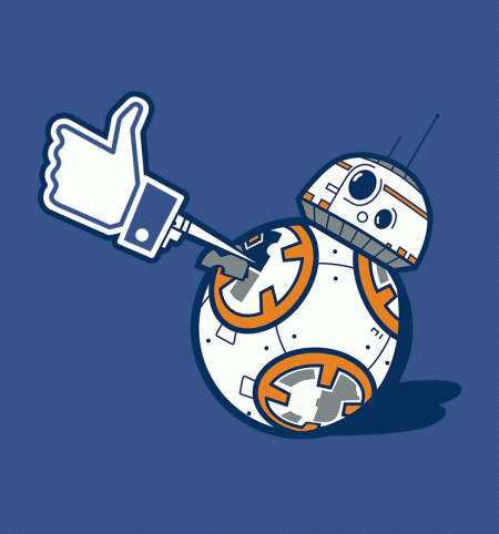 BustedTees: BB-8 Like