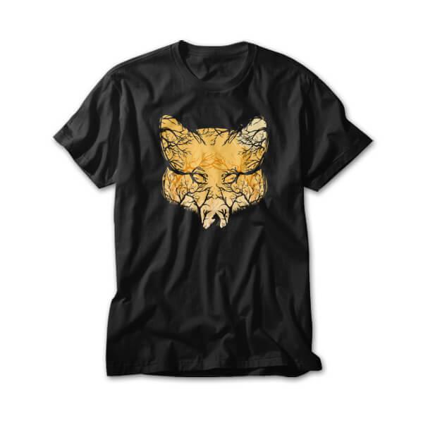 OtherTees: Rising Fox