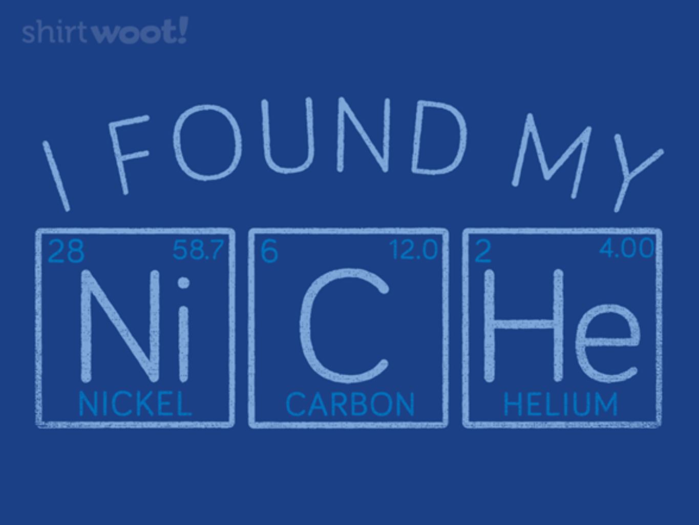 Woot!: My Niche