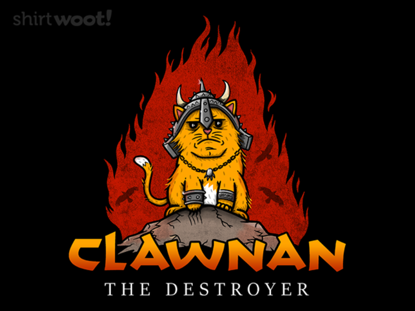 Woot!: Clawnan the Destroyer