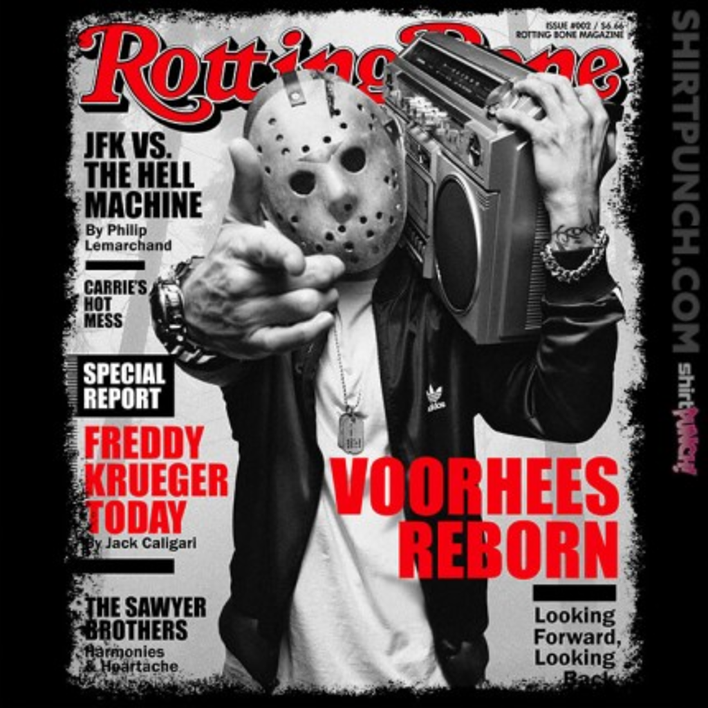ShirtPunch: Rotting Bone Reborn