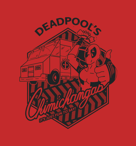 BustedTees: Chimichangas