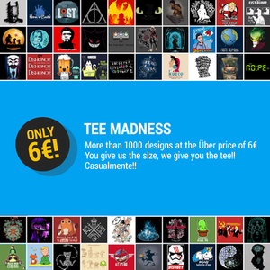 TeeTee: Tee Madness !!!