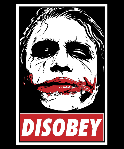 Qwertee: Chaos and Disobey