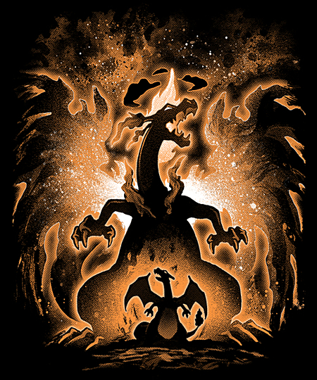 Qwertee: Red - Gigamax