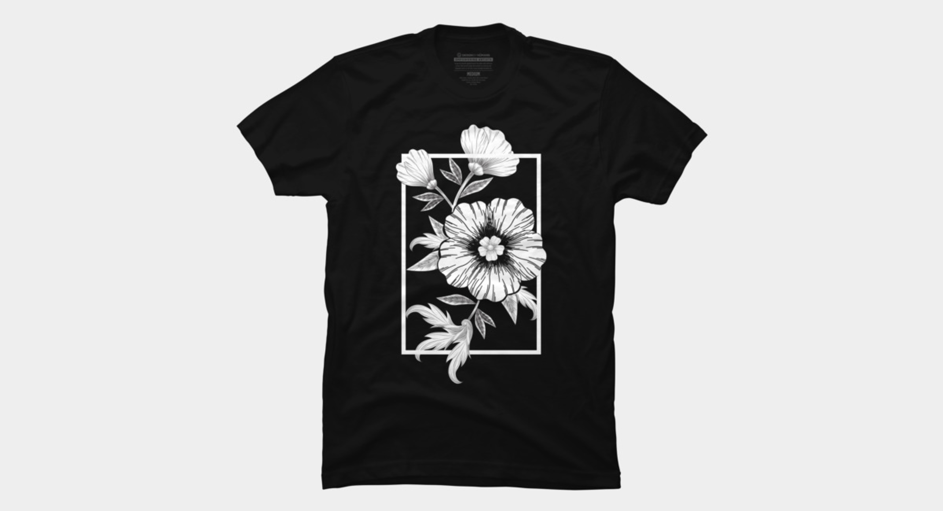 Design by Humans: Flower