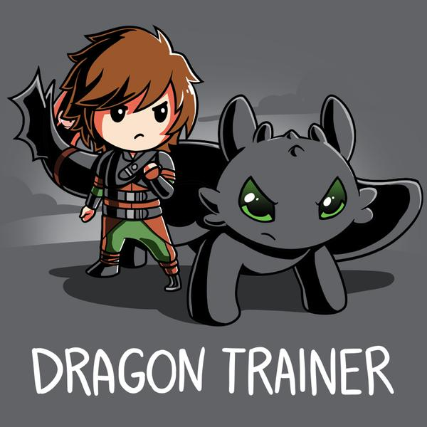 TeeTurtle: Dragon Trainer