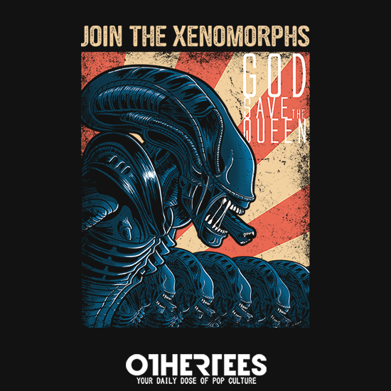 OtherTees: Join the Xenomorphs