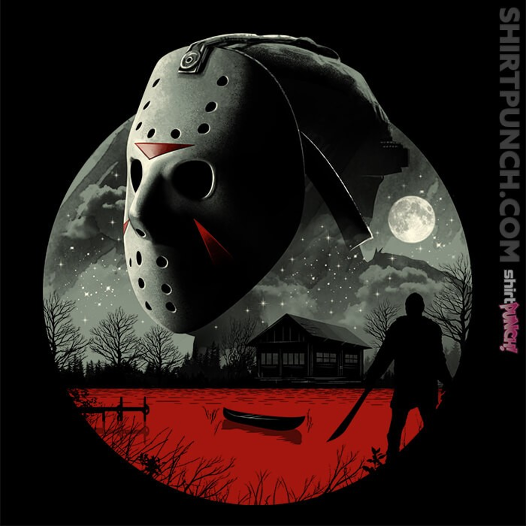 ShirtPunch: Friday In Camp Blood
