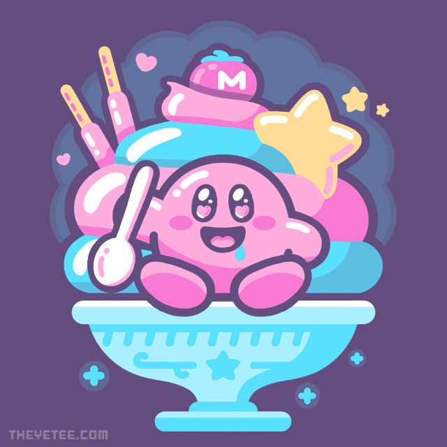 The Yetee: Delicious Dessert