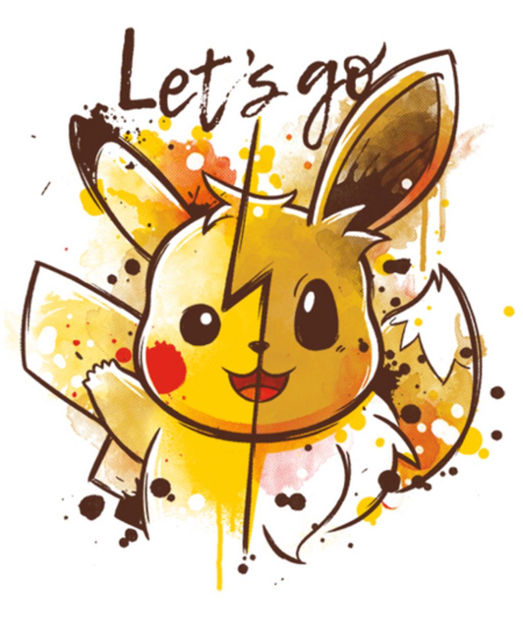 Qwertee: Let's go