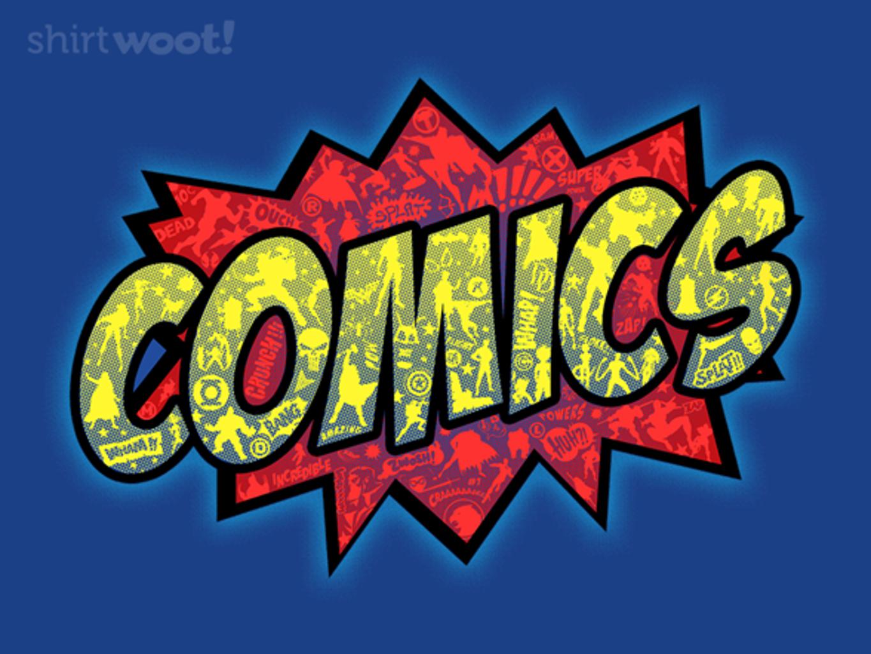Woot!: Comics!