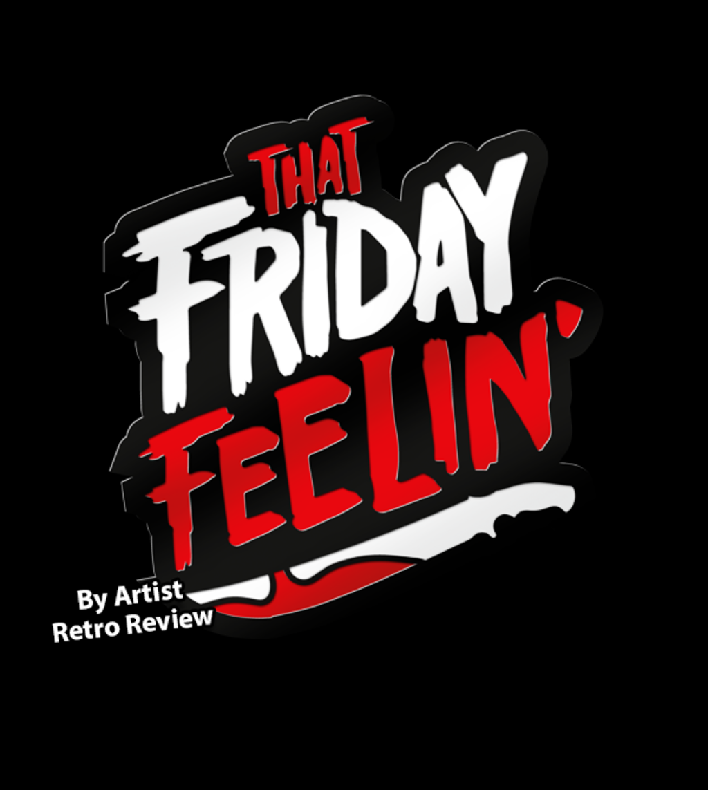 teeVillain: That Friday Pin