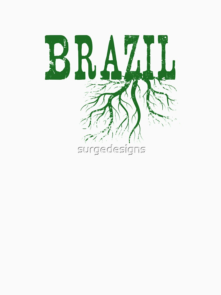 RedBubble: Brazil Roots