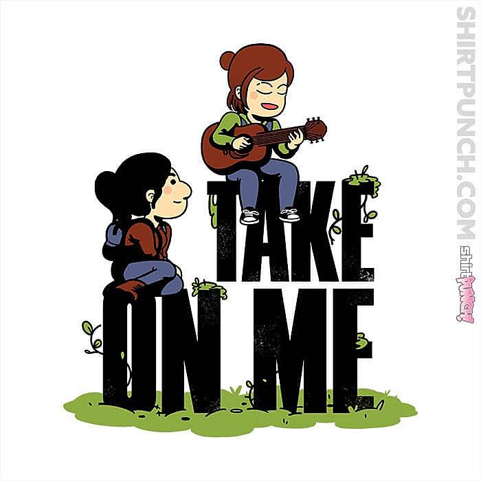 ShirtPunch: Ellie Sings To Dina
