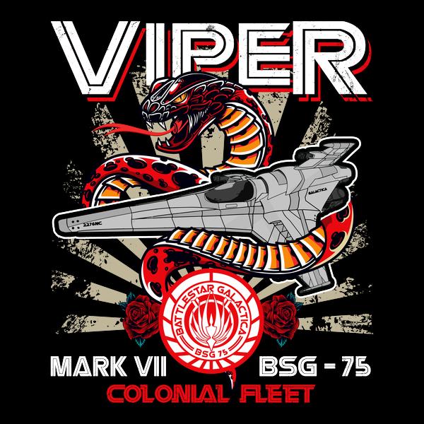 NeatoShop: Viper Mark VII BSG Colonial Fleet