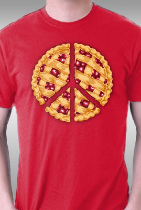 TeeFury: Peace of Pie