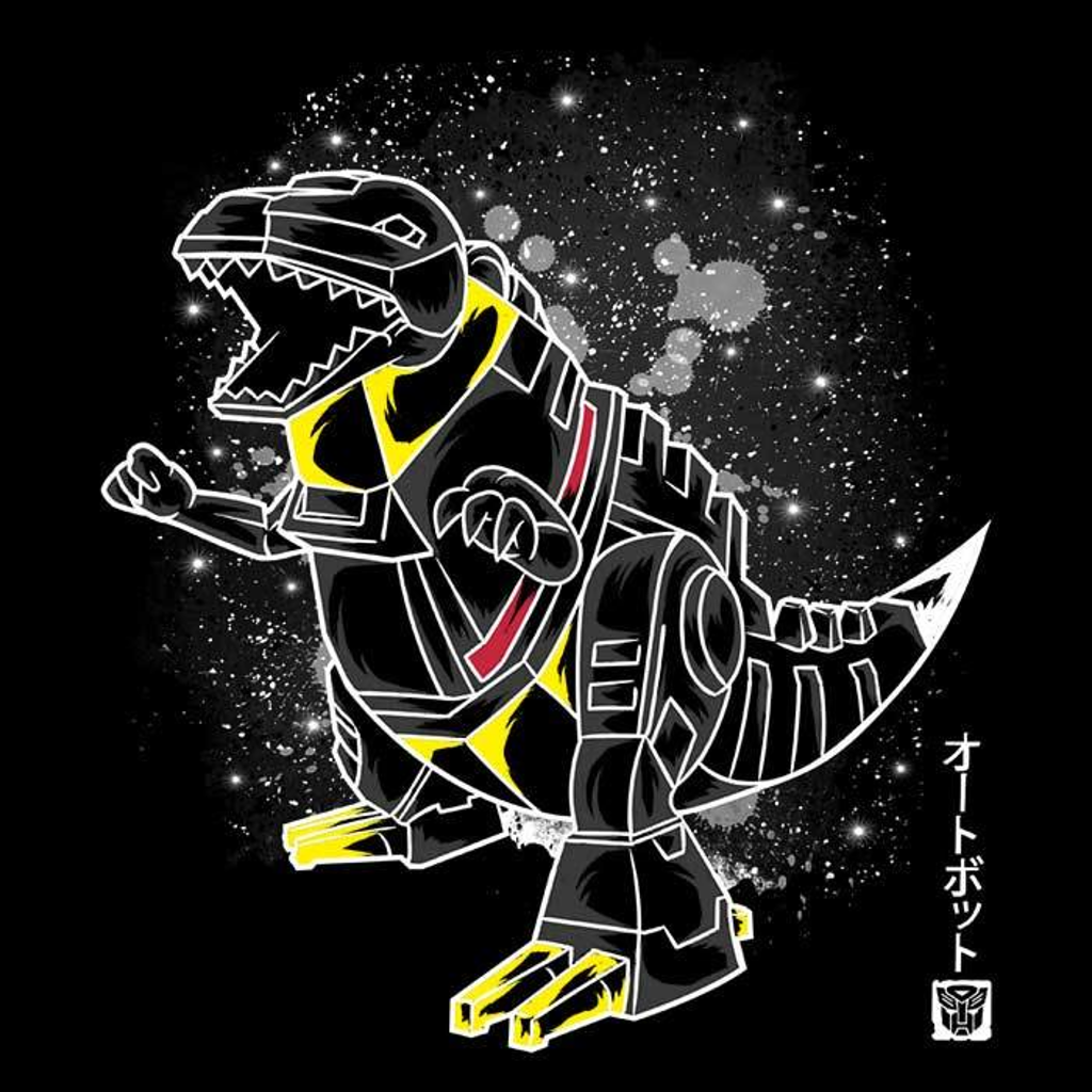 Once Upon a Tee: The Dino