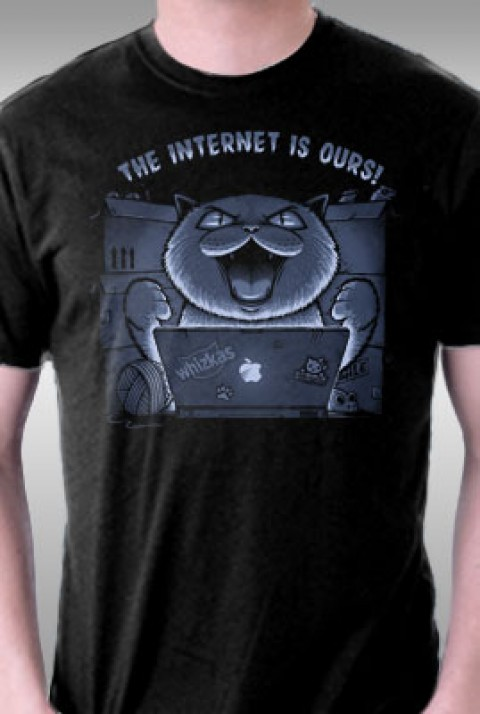 TeeFury: The Internet is Ours