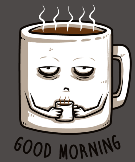 Qwertee: Good morning