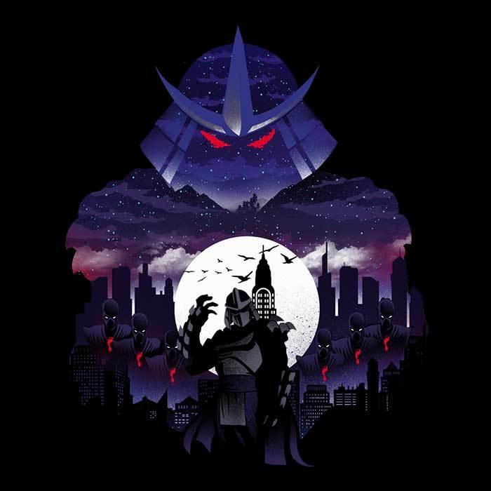 Once Upon a Tee: Armored Nemesis