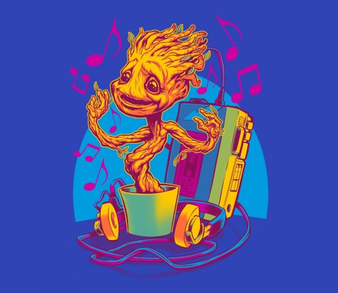 TeeFury: I Am Groove- Exclusive Variant