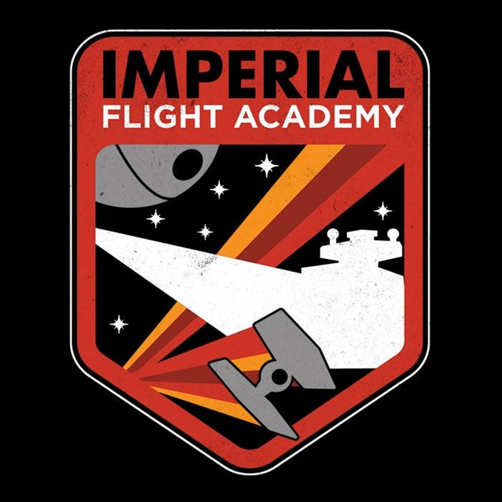 Once Upon a Tee: Imperial Flight Academy