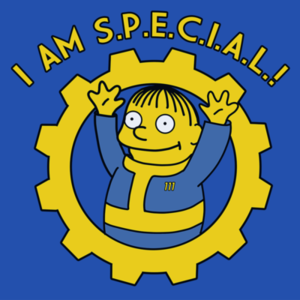 Pop-Up Tee: I am Special