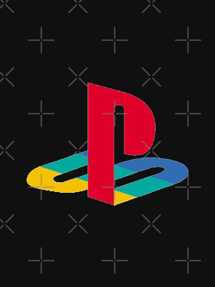 RedBubble: Playstation Logo