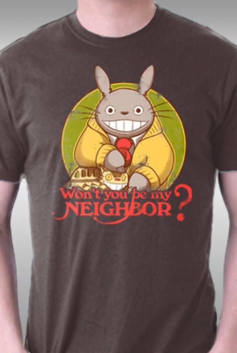 TeeFury: Won't You be My Neighbor