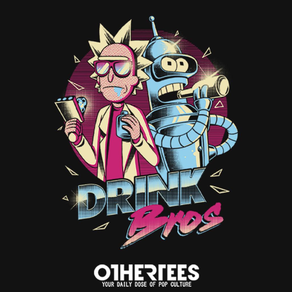 OtherTees: Drink Bros