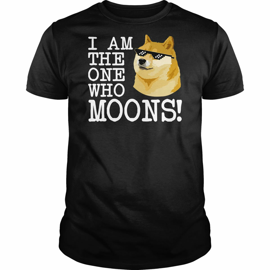 BustedTees: Dogecoin to the Moon