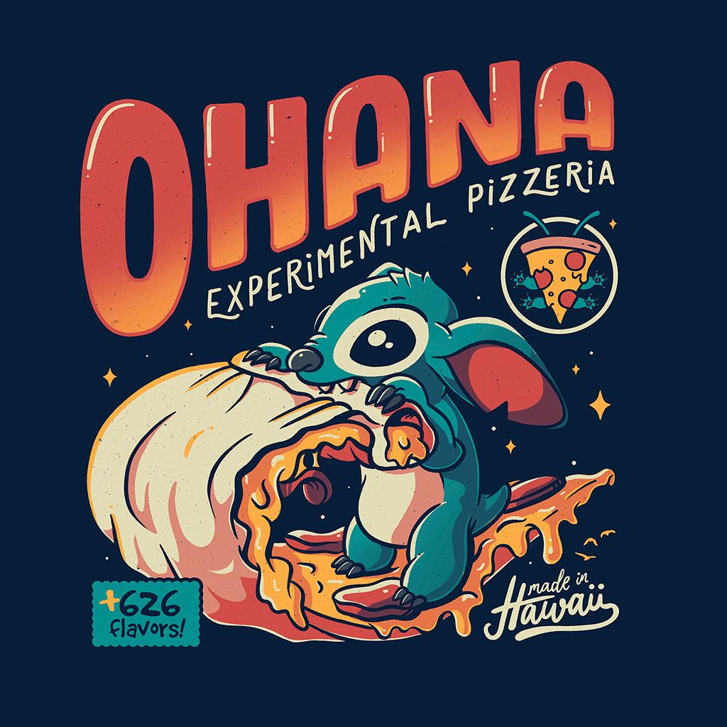 TeeTee: Ohana Pizzeria