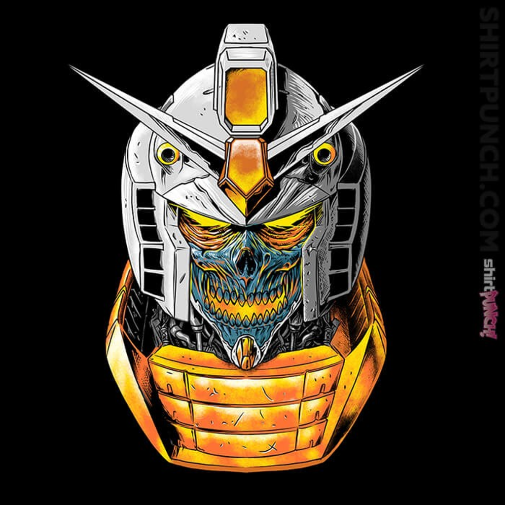 ShirtPunch: Skull Warrior