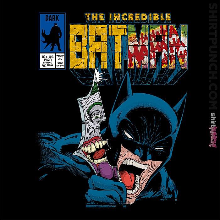 ShirtPunch: The Incredible Bat