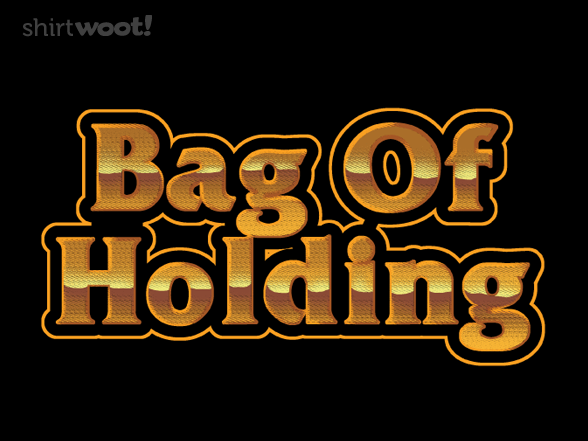 Woot!: Bag of Holding Tote