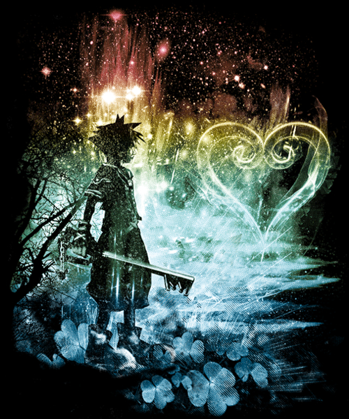 Qwertee: a path to the heart