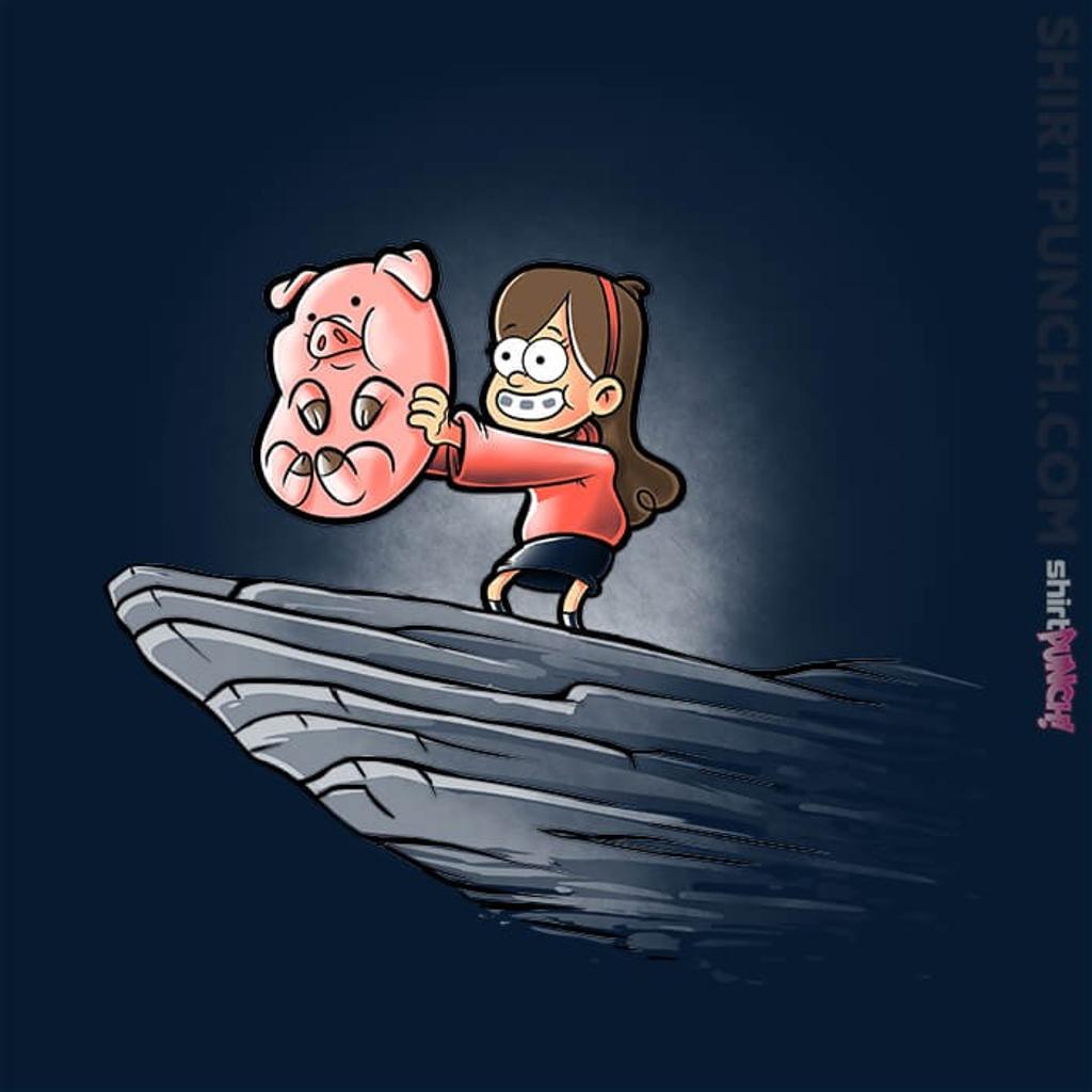 ShirtPunch: The Pig King