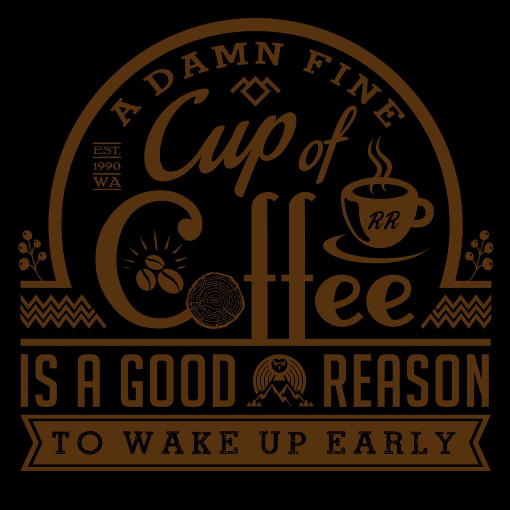 Pop-Up Tee: Fine Coffee