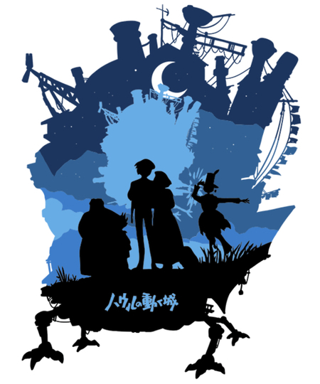 Qwertee: Castle of Dreams