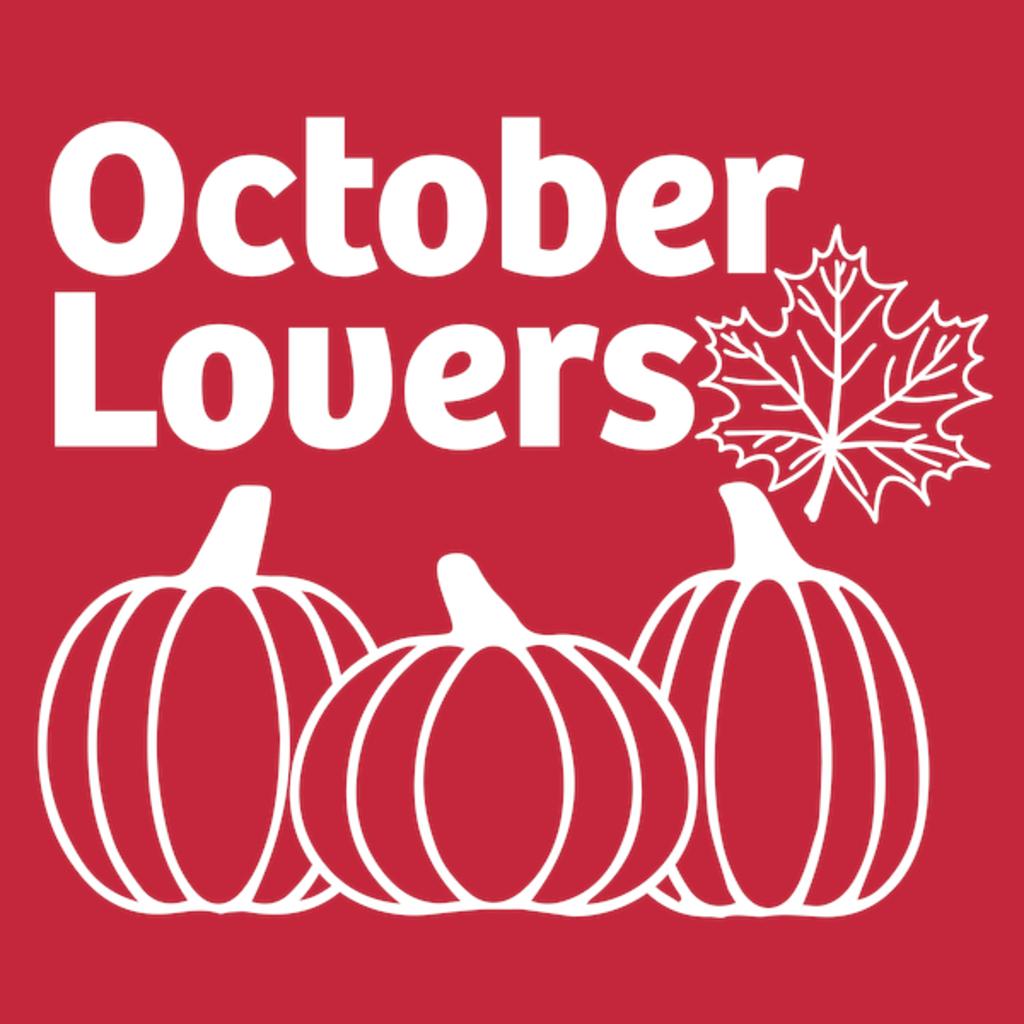NeatoShop: October Lovers